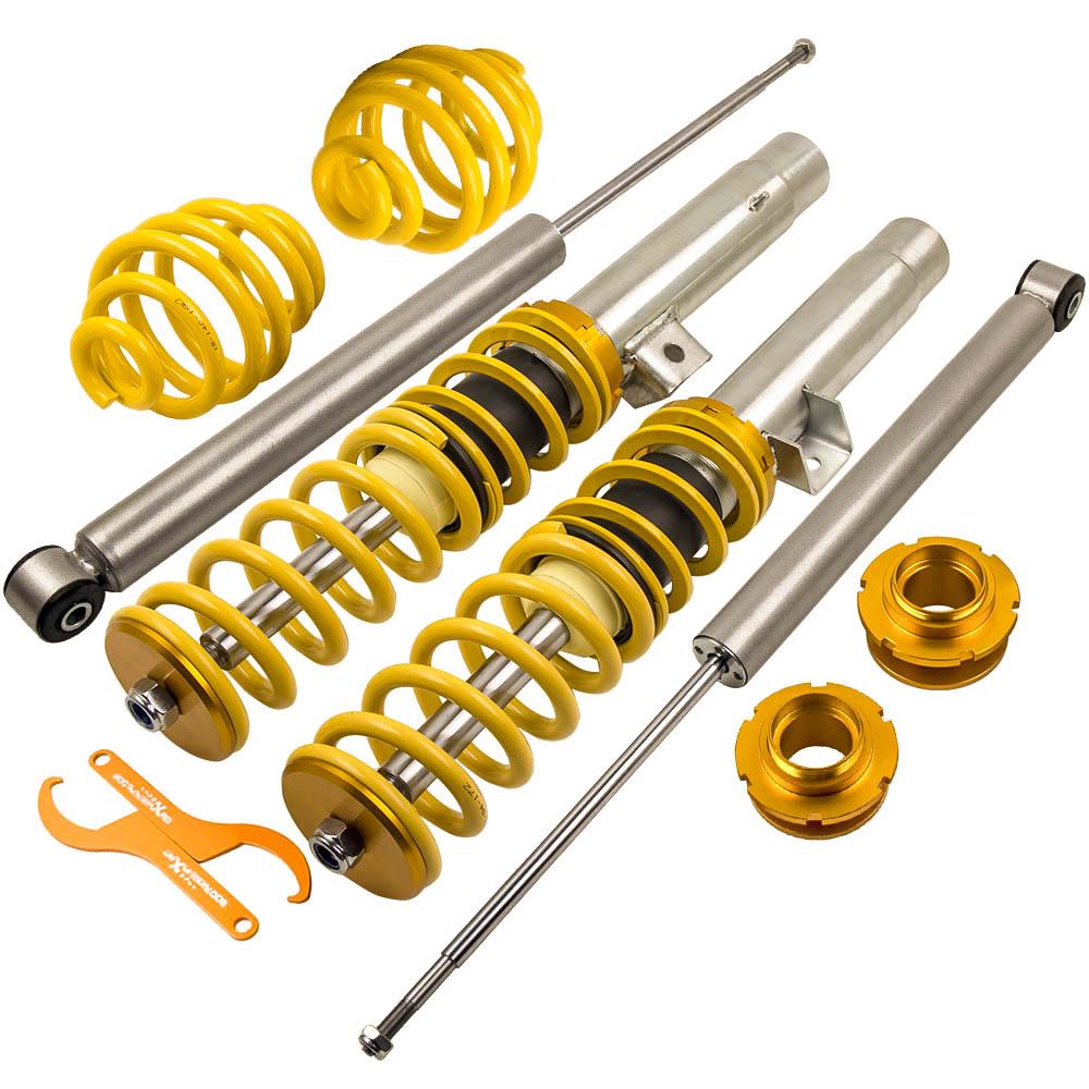 for BMW E46 320i 01-05 Drift Coilover Kit Adjustable